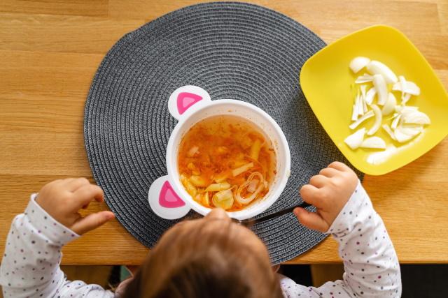 Bebekler İçin Çorba Tarifleri